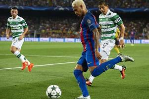 Manchester United boss Jose Mourinho contacts Neymar over possible summer deal
