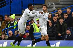 Llorente shows Chelsea his pure brilliance and Jack Cork impresses again — the Swansea City ratings