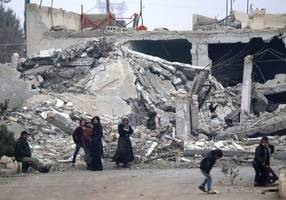 Attack on Syrian security forces in Homs kills 42