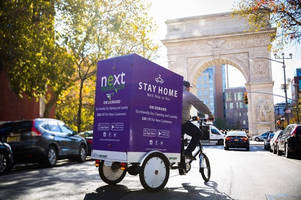 NextCleaners is an eco-friendly laundry solution for your New York City life