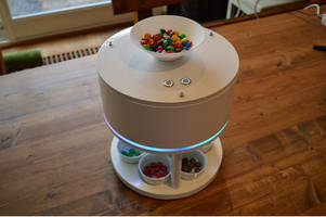 taste the rainbow the way you want to with skittles sorting machine