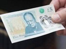 dorset police release tips on how to spot a fake fiver
