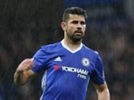 chelsea offered £90m for diego costa by tianjin quanjin