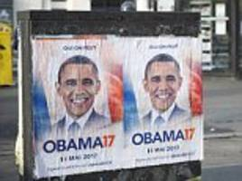 Petition calls for Barack Obama to be president of France