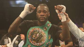 Deontay Wilder: Undefeated American beats Gerald Washington to retain WBC title