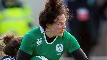 Ireland's women stay on course with France win