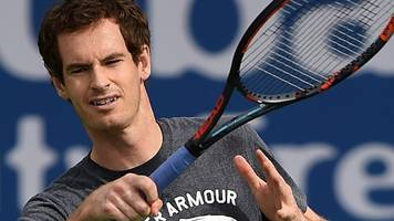 murray 'ready to go' in dubai after shingles