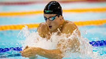 michael jamieson reveals depression fight on announcing retirement from swimming