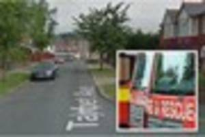 Fire crews called following house fire in Exeter