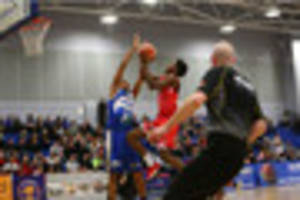 leicester riders through to bbl trophy final after beating...