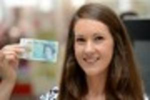 discovery of new £5 note forgeries sparks warning on how to...