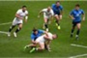 England recover from terrible start to beat Italy