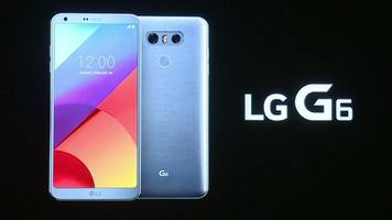 MWC 2017: LG G6 phone offers split-screen use