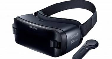 Samsung Officially Announces The New Controller for Gear VR Headsets