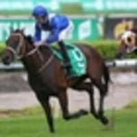 racing: atrocious track can't stop winx