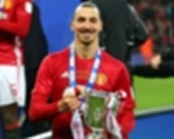 'He is the only player who can succeed on Mars and the moon' - Raiola aims shot at Ibrahimovic's Premier League doubters
