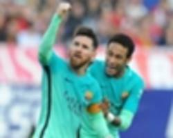 imagine if they didn't let messi and neymar in! - aurier episode sparks uefa chief's brexit concerns
