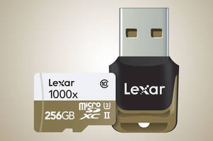 Lexar's new 256GB MicroSD card can hold up to 9 hours of 4K video