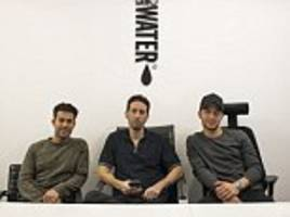 London entreprenueurs' CanO water snapped up by the Oscars