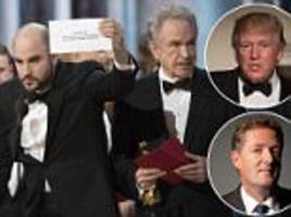 PIERS MORGAN: Hollywood can't see or recognize The Truth