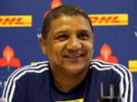 South Africa: Coetzee stays after worst season in history