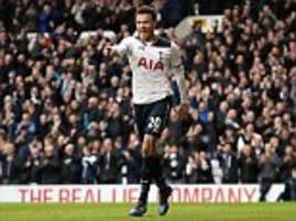 tottenham news: eric dier stands up for dele alli
