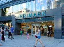 primark woos shoppers with cut-price beauty products