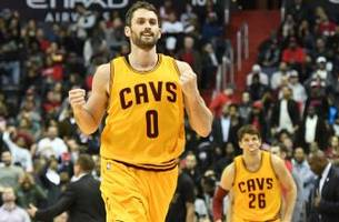 cavs' love recovering well, expects to be ready for playoffs