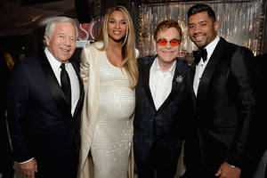 inside elton john's $7 million oscars party (photos)
