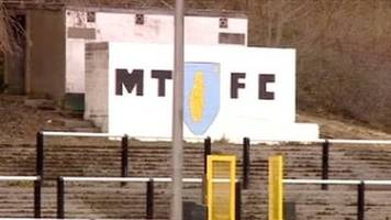 merthyr tydfil's 'remarkable' football game to be a film