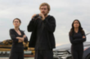 'iron fist' cast discusses the show's feminist dynamic & trump parallels