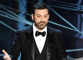 oscars 2017: jimmy kimmel calls president trump 'racist' in his opening monologue
