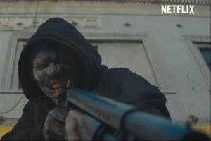 Watch the first trailer for Bright, the Netflix movie starring Will Smith and an orc