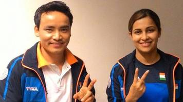Shooting World Cup: India bag 1 gold, 1 silver medals