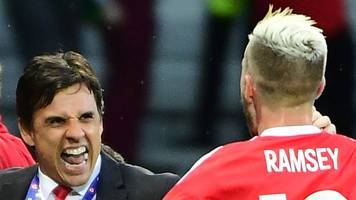 chris coleman wonders 'what might have been' for wales at euros