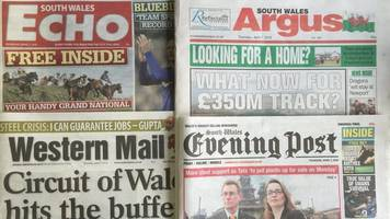 Trinity Mirror has 'important news role' in Wales