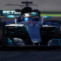 mercedes pile on the laps in testing
