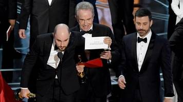 the oscars pulled a steve harvey and crowned wrong best picture winner