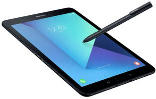 Samsung's new Galaxy Tab S3 packs a huge battery and an improved stylus