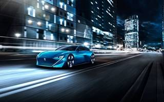 peugeot has unveiled its new instinct concept - and it's driverless