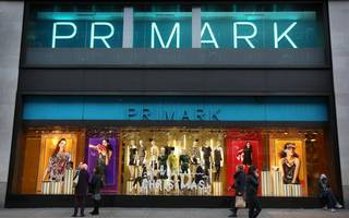 primark owner warns benefit of sterling's fall will only last so long