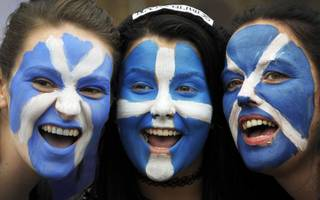 sterling tumbles on renewed reports of a second scottish independence vote