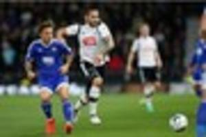 derby county midfielder set to return to the squad for blackburn...