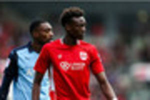 Tammy Abraham: Bristol City will today discover when Chelsea...