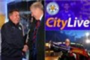 Leicester City v Liverpool – Premier League LIVE! Team...
