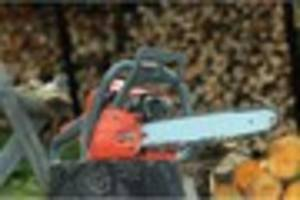 did you see thieves with 3ft chainsaw on hanley's intu potteries...
