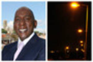 colin mcfarlane campaigns to have lincolnshire streetlights...