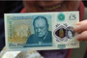 Bank of England warns of counterfeit fivers - how to spot a fake