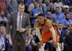 NBA: Westbrook takes charge, Griffin powers Clippers