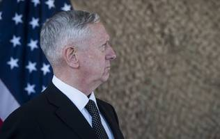 The Latest: Pentagon submits plan to defeat Islamic State